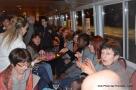 m2/ dîner des auteurs sur le bateau croisière