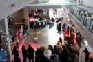 m5/ Chorale dans le hall du théâtre  © Club photo des Fourches