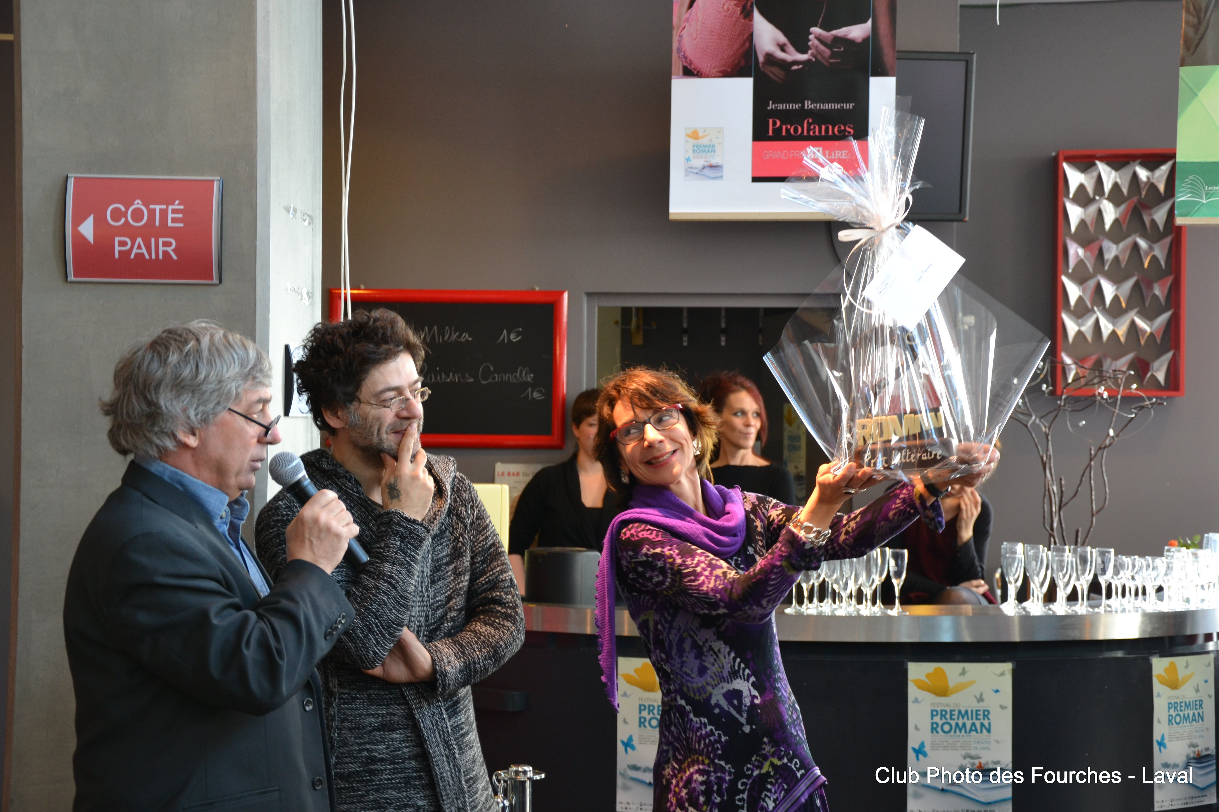 prix rencontre 2012